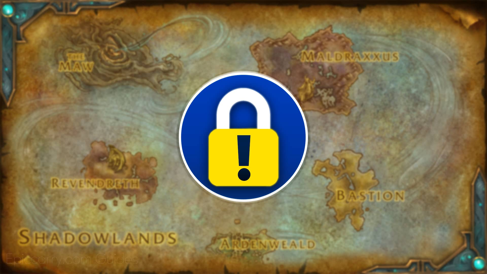 How To Unlock World Quests In Shadowlands