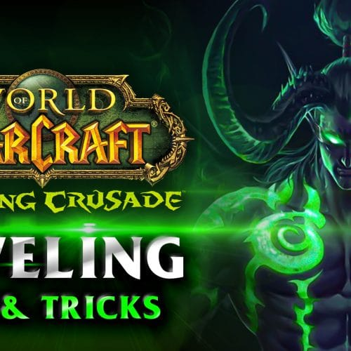 Fast The Burning Crusade 1-70 [TBC LEVELING GUIDE]