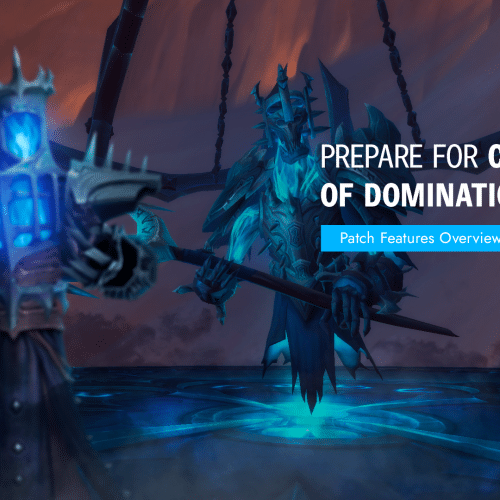 WoW Shadowlands Patch 9.1: What's new