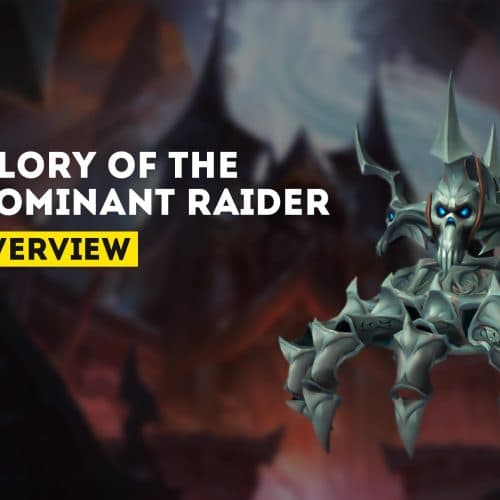 Glory of the Dominant Raider Overview