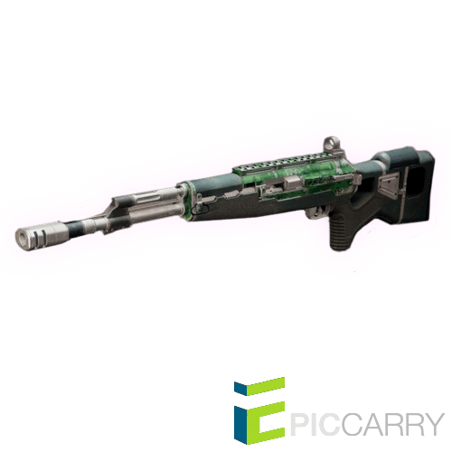 CALL TO SERVE (KINETIC SCOUT RIFLE)