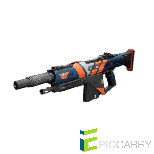 ORIGIN STORY (KINETIC AUTO RIFLE)