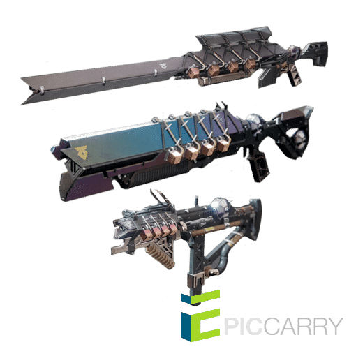 ESCALATION PROTOCOL WEAPONS