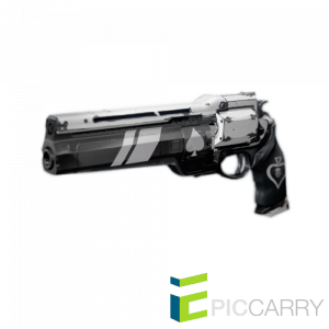 Ace of Spades Exotic Weapon