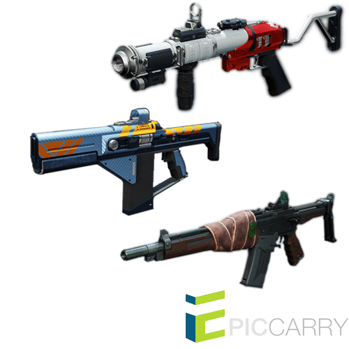 Season of the Forge Weapons