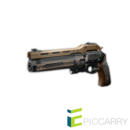 The Last Word (Exotic Kinetic Hand Cannon)