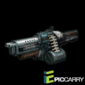 21% Delirium (Legendary Machine Gun)