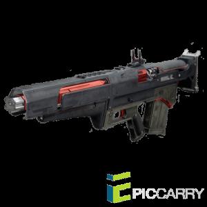 Blast Furnace (Kinetic Pulse Rifle)
