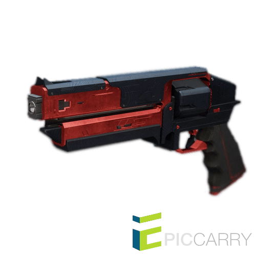 Kindled Orchid (Energy Hand Cannon)