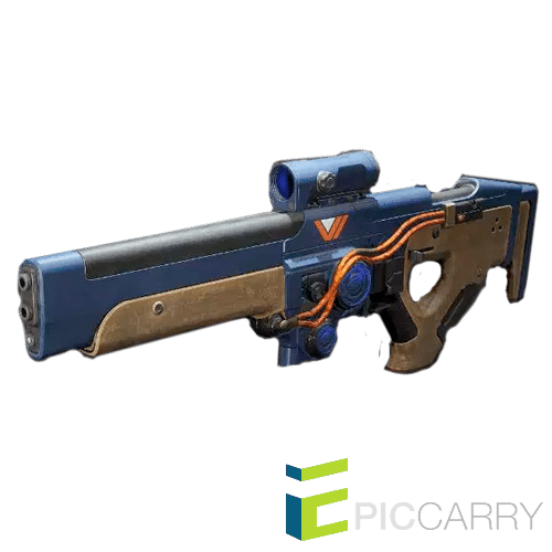 Oxygen SR3 (Energy Scout Rifle)