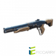 Mindbender's Ambition (Legendary Energy Shotgun)