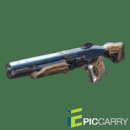 Mindbender's Ambition (Legendary Energy Shotgun)