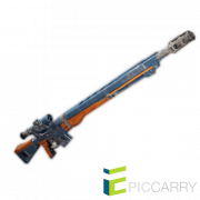 The Long Goodbye (Legendary Energy Sniper Rifle)