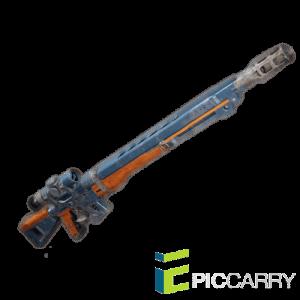 The Long Goodbye (Legendary Energy Sniper Rifle)