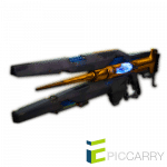 Divinity (Exotic Trace Rifle)