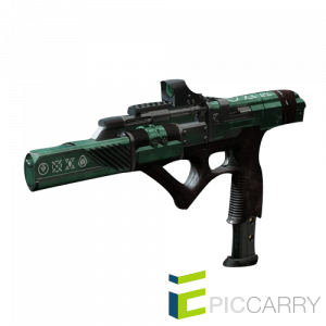 Exit Strategy (Gambit Ritual Submachine Gun)