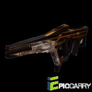 Sacred Provenance (Legendary Pulse Rifle)