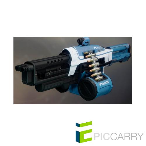 Avalanche Legendary Machine Gun