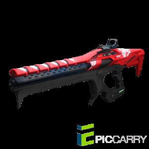 KOMODO-4FR (Crucible Ritual Linear Fusion Rifle)