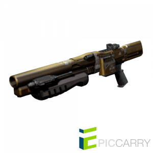 Felwinter's Lie Legendary Shotgun