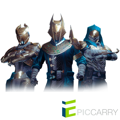 Trials of Osiris Armor of Exiles Set