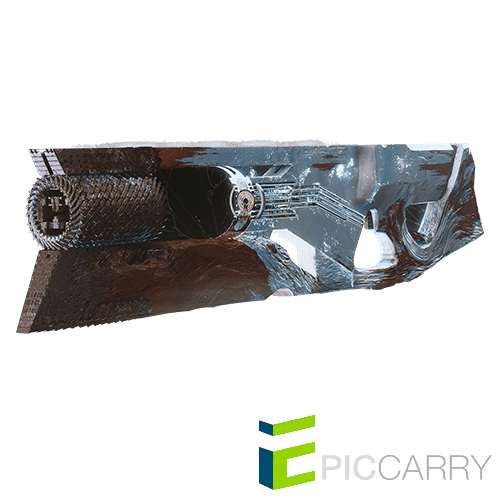 Ruinous Effigy Exotic Trace Rifle