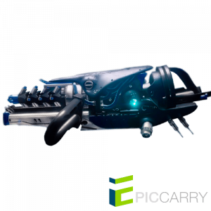 Salvations Grip (Exotic Grenade Launcher)