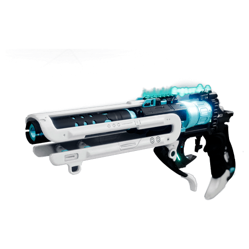 Posterity (Legendary Energy Hand Cannon)