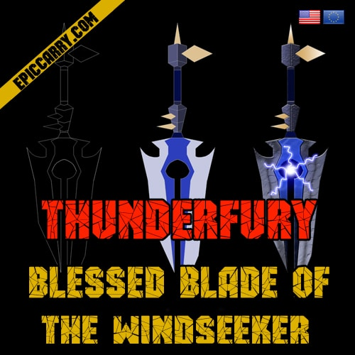 Thunderfury, Blessed Blade of the Windseeker WoW