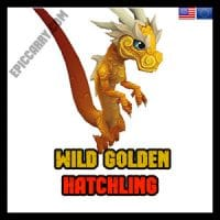 Wild Golden Hatchling