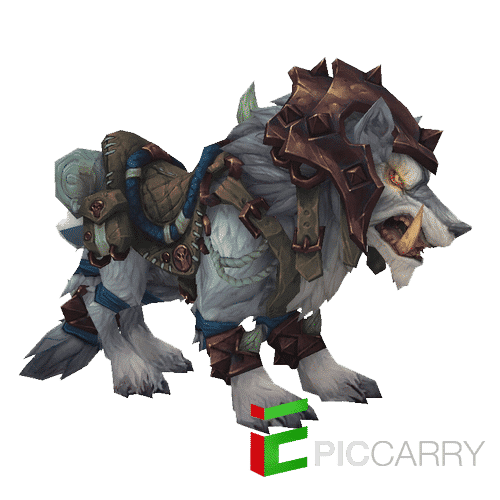 Armored Frostwolf