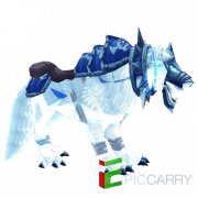 Reins of the Spectral Wolf