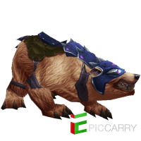 Reins of the Armored Brown-Bear