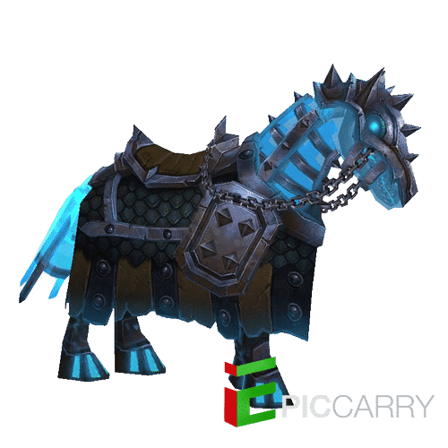 Bridle of the Ironbound Wraithcharger