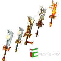 ARTIFACT WEAPON TRAITS