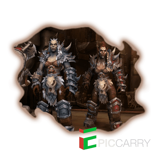 ALLIED RACES: MAG'HAR ORC