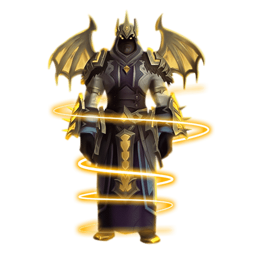 Shadowlands Gear Upgrade