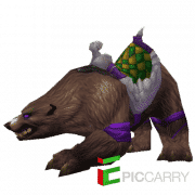 Darkmoon Dancing Bear