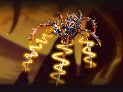 Vicious War Spider WoW